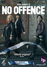 No Offence . The Complete Series 1 . Season . Paul Abbott's . DVD . NEU . OVP