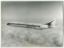 AIR FRANCE CARAVELLE OFFICIAL PHOTO F-BHRB SUD AVIATION