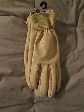 BN Geier Handmade USA Top Grain Cowhide Leather Driving Work Elastic Cuff Size 9