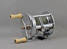 Vintage Bronson Fleetwing No. 2475 Baitcasting Reel Working Good Condition
