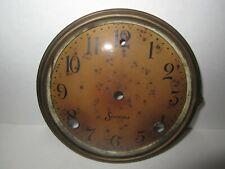 Antique Sessions Mantel Clock Dial Complete