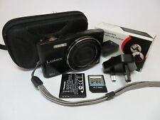 Panasonic Lumix DMC-SZ8 16MP 12x Optical IS Wi-Fi Wide nr. Mint Digital Camera