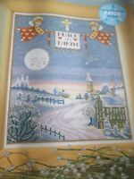 'Peace On Earth' Sue Cook cross Stitch Chart  (only)