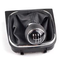 6 Speed Car Gear Shift Knob Gaiter Boot 12mm For VW Golf Rabbit Jetta MK5 MK6