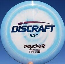 New Discraft Esp Thrasher 175g Swirly Sky Blue Pink Rainbow
