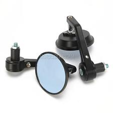 Motorcycle Bar end Mirrors For Ducati Monster 620 696 750 796 900 1000 1100 S2R