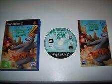 Walt DisneysThe Jungle Book Grove Party Great PS2 Game