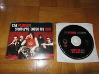 THE FLAMING SIDEBURNS Loose My Sould EUROPEAN CD single