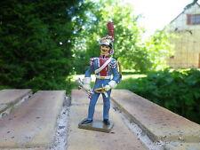 STARLUX NAPOLEON 1er EMPIRE Plomb:Trompette 1er régiment Chevau legers lancier