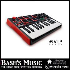 Akai MPK MINI MkII Compact Keyboard Pad VIP Controller Mk2