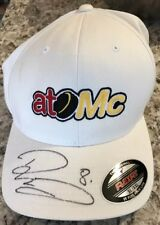 Drew Doughty Autographed atoMc® McDONALD'S Minor Hockey ATOM FlexFit Cap XL