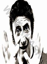 Marcel Marceau MIME leyenda Pared Arte Impresión Cartel LF3591