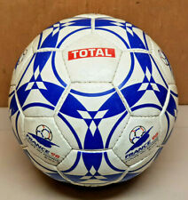 Ballon Coupe du Monde France 98 Publicité Total collection vintage Foot