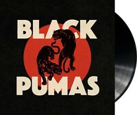 "Black Pumas ""black pumas"" Vinyl LP + MP3 NEU Debüt-Album 2019"