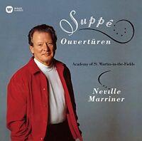 NEVILLE MARRINER-SUPPE: OVERTURES-JAPAN CD