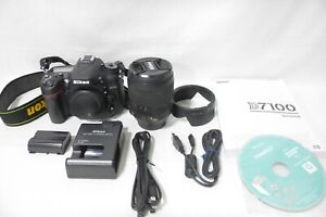 Nikon D7100 24.1 MP Digital SLR Camera with 18-105 Lens