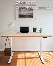 STANDING DESK with Memory - ELECTRIC Height Adjustable Desk - Office Desk