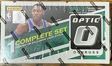 2019-20 PANINI DONRUSS OPTIC BASKETBALL EXCLUSIVE FACTORY SET WITH GREEN PACK