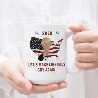 Donald Trump Mug 2020 - Donald Trump Gifts -Funny Coffee Mugs for Women