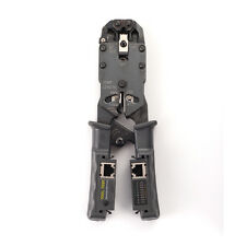 Network LAN Cable Crimper Stripper Cutter Pliers Tester RJ45/RJ11/RJ9 6P DEC 8P