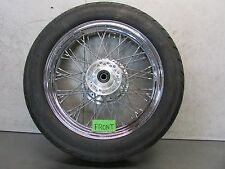 G HONDA SHADOW AERO VT 750 2009 OEM FRONT WHEEL