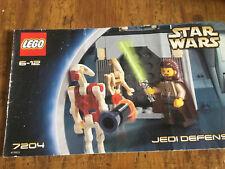 STAR WARS LEGO 7204 – JEDI DEFENSE II – LEGO SET 7204