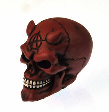 Red Demon Skull Gear Knob