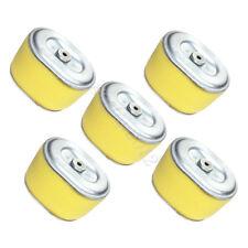 5Pcs Petrol Generator Air Filters fit for Honda GX140 GX160 GX200 17210-ZE1-505