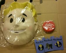 ULTIMATE Fallout PAX Prime West Deal Pinny Nuka Cola mask promo swag 2016 2015