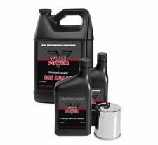 Synthetic Oil Change Kit For Harley-Davidson Twin Cam 1999-2017 Twin Power