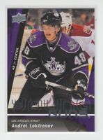 (64278) 2009-10 UPPER DECK ANDREI LOKTIONOV YOUNG GUNS #466 RC