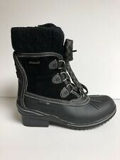 Blondo Meggy Waterproof Snow Boot Black 9 M