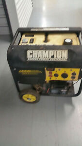 Champion Power Equipment-46539 Champion 4000-Watt Dual Fuel Open Frame Inve...