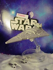 STAR WARS✰STAR DESTROYER✰with flight stand✰Hot Wheels loose Starships