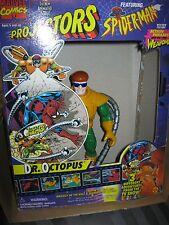 """Spider-man Projectors 7"""" Dr. Octopus figure toybiz 1995 Marvel Legends infinite"""