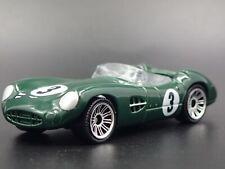 1956 56 Aston Martin Dbr1 Convertible Rare 1/64 Scale Diorama Diecast Model Car