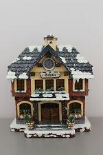 450-400h0005 Hubrig Winterkinder Winterhaus Schule