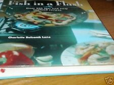CHARLOTTE LANE ORLANDO FL SENTINEL COOKBOOK 200 quick easy FISH Seafood Recipes