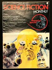 WoW! Science Fiction Monthly v2#7 Tabloid Size Infused With Lots Of Sci-Fi Art!