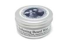 Beard Wax. Portobello Softening Beard Wax, Natural & Handmade in the UK. 70ml