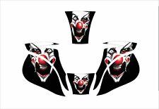 MILLER ELITE WELDING HELMET WRAP DECAL STICKER SKINS  jig welder clown red nose