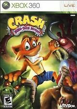 Crash: Mind Over Mutant (Microsoft Xbox 360, 2008)