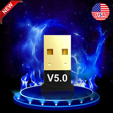 USB Dongle Adapter For Bluetooth V5.0 PC Xbox Laptop Computer Receiver 2019