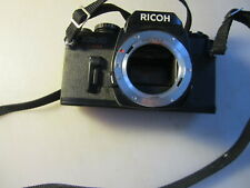 Ricoh camera kr-10 kr10 super as is parts repair b1.01