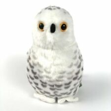 Plush Snowy Owl Toy Stuffed Animal