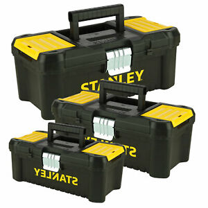 Cassetta Porta Attrezzi Utensili Valigetta Essential 12.5 16 19 Stanley