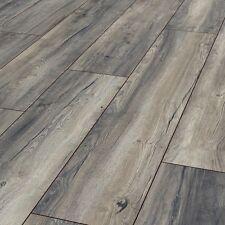 KRONOTEX Klick Laminat exquisit D3572 Harbour Oak Grey leisten und Dämmung