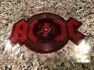 Ac Dc Picture Disc Vinyl Records For Sale Ebay