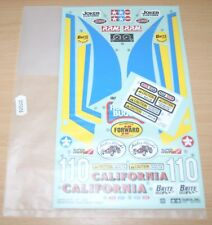 Tamiya 58470 Holiday Buggy 2010/DT02, 9495640/19495640 Decals/Stickers, NIP