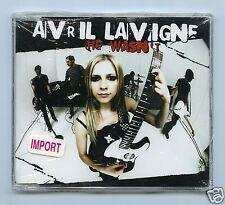 Avril Lavigne/He Wasn't (3 Versions) + Video (Australia/Sealed)